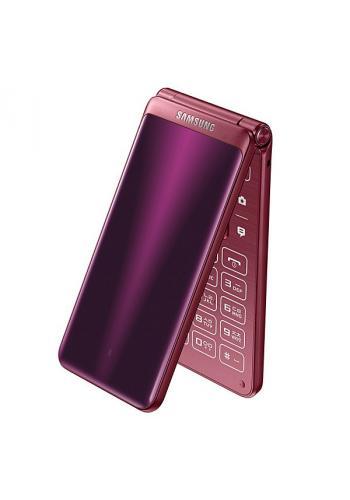 Support Voiture pour téléphone clapet Samsung Galaxy Folder